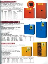 Flammable Cabinets Osha Regulations by J U0026l Industries Trading Sdn Bhd Safety Equipments
