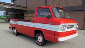 1961 Corvair Rampside Features GM's Funkiest Design - ChevroletForum 1961 Chevrolet Corvair Corphibian Amphibious Vehicle Concept 1962 Classics For Sale On Autotrader 63 Chevy Corvair Van Youtube Chevrolet Corvair Rampside Curbside Classic 95 Rampside It Seemed Pickup Truck Rear Mounted Air Cooled Corvantics 1964 Chevy Pickup Pinterest Custom Sideload Pickup Pickups And Trucks Pickup Cars Car