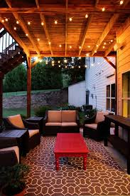 String Lights For Patio by 100 Stunning Patio Outdoor Lighting Ideas With Pictures
