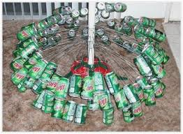 Christmas Tree Stand Large Real Trees Best How To Make A Mountain Dew Soda Can