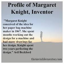 Image Gallery Margaret Knight