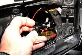 bmw diy eye led bulb upgrade install how to e92 e93