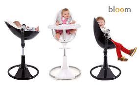 chaise haute bebe bloom chaise haute enfant sièges enfant decofinder