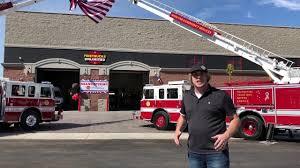 100 Fire Trucks Unlimited Open House