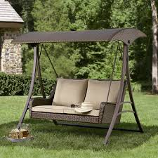 Patio Swing Sets Walmart by Patio 40 Wooden Swings Patio Swing Wooden Porch Swing Walmart