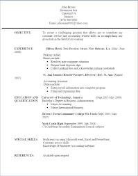 Resume Title Examples For General Labor Example Of Resumes Best Resum