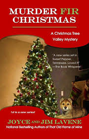 Christmas Tree Amazon Local by Murder Fir Christmas Christmas Tree Valley Mysteries Book 1