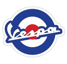 Vespa Script Mod Symbol Stickers By Robin Lund