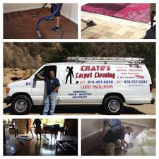 Chato's Carpet Cleaning | Services |