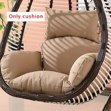 YXZN Hanging Egg Hammock Chairs Cushions Without Stand ... Recliner Rocking Chair Mat Polyester Fiber Cushion Supple Sofa Cushions Seat Pad Hotel Office Lounger Pads Without Patio Lounge Foxhunter Glider Nursing Maternity Chair In Ss9 Sea Fr 70 Garden Colorful Stripes Java Maui Vintage Retro Bamboo Swivel Angraves Invincible Truro Cornwall Gumtree Fding Glider Replacement Thriftyfun Wooden Rocking Thebricinfo Cushions Chaing Nursery Calgary Nursery To Midcentury Modern Parker Knoll Urban Amazing Wicker Rocker Ikea Australium Tutti Bambini Recling Stool White With Cream Daro Heathfield