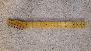 Fender Telecaster Light Relic Fat C Maple Nitro Neck Allparts TMO FAT
