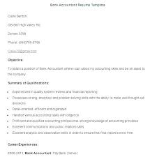 Resume Format For Mba College Interview Sample Download Bank Accountant Free Template