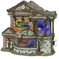 Dept 56 Halloween Village by Retired Department 56 Halloween Village Sets Dr Lunatic U0027s Lab