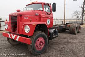 100 1975 Dodge Truck XCNT8 Truck Cab And Chassis Item FQ9184 Tuesd
