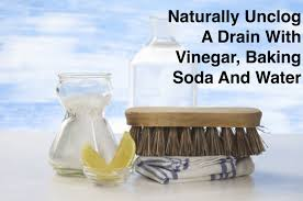 Home Remedies To Unclog A Bathroom Sink by Unclog Kitchen Sink Vinegar Baking Soda Christmas Lights Decoration