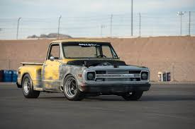100 Weld County Garage Truck City Chevrolet C10 RTS S71 Wheels Racing Wheels
