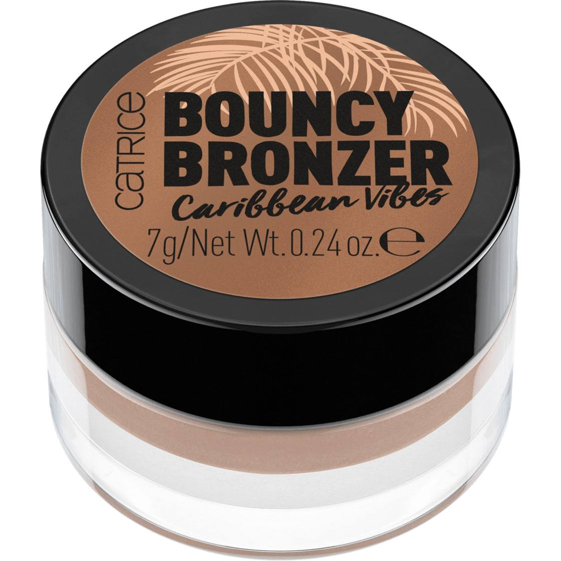 Catrice Bouncy Bronzer Gel Bronzer Shade 020 Cuba Vibes 7 G