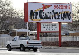 Lawmakers Push For Interest-rate Cap On Payday, Title Loans ...
