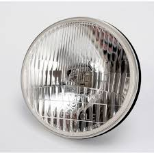 Harley Davidson Light Bulb Cross Reference by Candlepower 5 3 4 In Quartz Round Light H402212 Harley Davidson