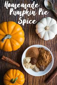Baileys Pumpkin Spice by Homemade Pumpkin Pie Spice B Britnell