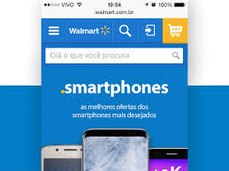 smartphones walmart by Vitor Fernandes G³es Dribbble
