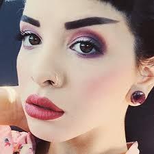 Melanie Martinez Makeup