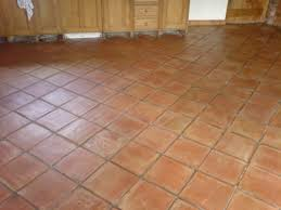 fotocotto plus yellow remodel kitchen with terracotta floor tiles