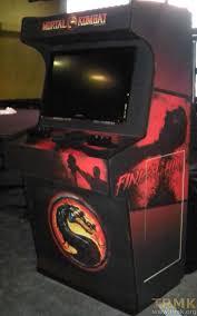 Mortal Kombat Arcade Machine Uk by Mortal Kombat Home Console Arcade Project Archive Klov Vaps