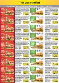 A4 Size Coupons » Subway Singapore 28% Off Italian B.M.T ... Huckberry Shoes Coupon Subway Promo Coupons Walgreens Photo Code December 2019 Burger King Coupons Savings Deals Promo Codes Save Burgers Foodpanda July 01 New Promo Here Got Sale Singapore Miami Subs 2018 Crocs Canada Details About Expire 912019 Daily Deals Uber Eats Offers 70 Off Oct 0910 The Foodkick In A Nyc Subway Ad Looks Like Its 47abc Ding Book Swap Lease Discount Online Actual Discounts Dominos Coupon Blog Zoes Kitchen June Planet Rock