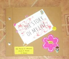 I Was Planning To Make My Own Scrapbook At First But Hospitalization Last Week Left Me With Less Time Than Thought Had