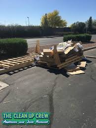 Tile Removal Crew by Phoenix Junk Removal The Clean Up Crew Appliance And Junk Removal
