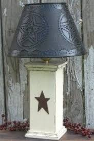 Punched Tin Lamp Shades Canada by 58 Best Lamp Shade Images On Pinterest Lamp Shades Country