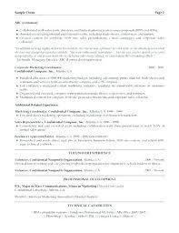 Resume Samples For Telemarketing Sales Representative Sample
