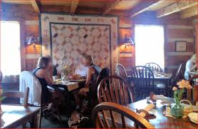 The Town Dining with Mr Bill Apple Cake Tea Room Knoxville
