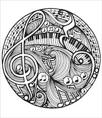 Doodles Noodles Coloring Book From KnitPicks Knitting By Jennifer Kisner On Sale