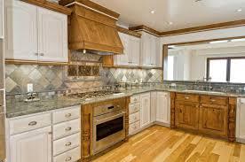 oak cabinet with granite countertop kitchen granite with
