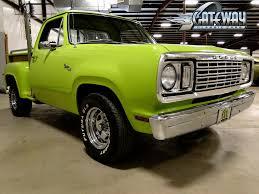 100 1978 Dodge Truck D100 Dodge D100 DODGE Pickups 1970 71 With