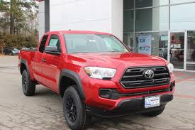 100 Scion Pickup Truck New 2019 Toyota Tacoma 4WD SR Extended Cab In Gloucester