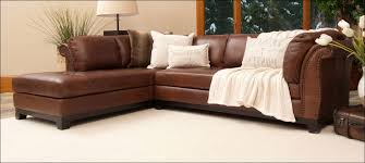 living room fabulous full grain leather sectional leather sofa