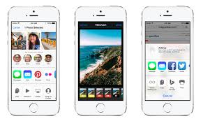 iOS 8 Extensions Apple s Plan for a Powerful App Ecosystem