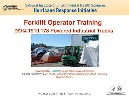 PPT - Forklift Operator Training OSHA 1910.178 Powered Industrial ... Forklift Top 6 Common Osha Compliance Pitfalls For Powered Sample Generic Checklist Industrial Trucks Youtube Gensafetysvicespoweredindustrialtruck The Safety Drumbeat Ignored As Often Its Heard University Operator Traing Osha Forklift Fact Sheet Elegant Etool Associated Regulations Required Power Truck Features Continue To Evolve Ehs Pit Pp T