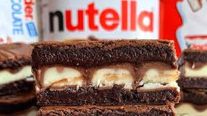 mit nutella und kinder schokolade rezept für himmlische