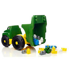 Mega Bloks John Deere Large Vehicle Dump Truck - Walmart.com Big Block Science Dump Truck For Kids Made By Guidecraft Sensoryedge Caterpillar 18 Inch Push Powered Rev It Up Tonka Power Wheels Mighty 12volt Battery The Home Depot Truck880333 Green Toys Walmartcom Works Iveco Tipper Cstruction Set Toy State Cat Ls Machine Yellow John Deere Scoop Excavator And Hauling Mud And Rocks With The Revup Dad 38cm R Us Babies Garbage Videos L 4 Big Trash Trucks Pick Up Crash