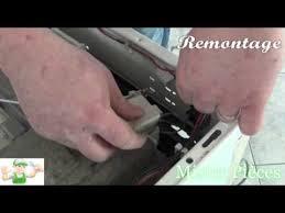 machine à laver placement condensateur mister pièces