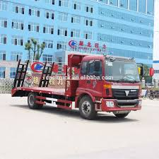 Hot Sale Factory Direct Flatbed Tow Truck Foton 4*2 Mini Flat Bed Truck -  Buy Flat Bed Recovery Truck,Electric Mini Truck,Low Bed Truck Product On ...