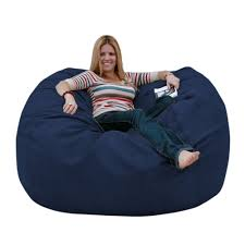 Bean Bag Chair Large 5 Foot Cozy Sack Premium Foam Filled Liner Plus  Microfiber Cover Pear Shape Batik Denim Bean Bag Flash Fniture Small Denim Kids Bean Bag Chair Cosy Medium Blue Oversized Solid Royal 26 Foam Filled Deep Water Gaming Light Orka Classic Teardrop Cover Without Beans Xl Giant Huge Extra Large 35 Round 6ft Microsuede Lounger Relax Sacks In 2019 Mini Me Pod 2 Bean Bag Chairs One Blue Chair And Purple