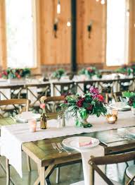 Rustic Vintage Wedding Reception Decor