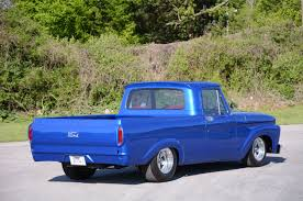1962 Ford F100 Unibody Pickup Hot Rod Rods Custom Classic Wallpaper ...