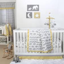 The Peanut Shell Ellie Sunshine 4 Piece Crib Bedding Set & Reviews