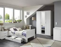 schlafzimmer in weiß günstig bei betten de kaufen